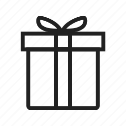 box, gift, giftbox, present icon