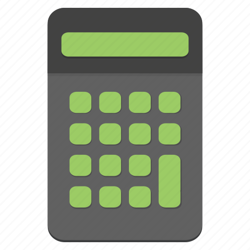 calculate, calculator, device, electronics icon