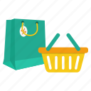 bag, basket, black friday, buy, purchase, sale, shopping icon