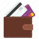 card, credit, debit, finance, purchase, shopping, wallet icon