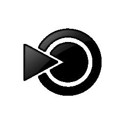 099280, blinklist, logo icon