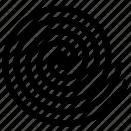ciclone, hypnosis, spiral, vortex, whirl, whirlpool icon