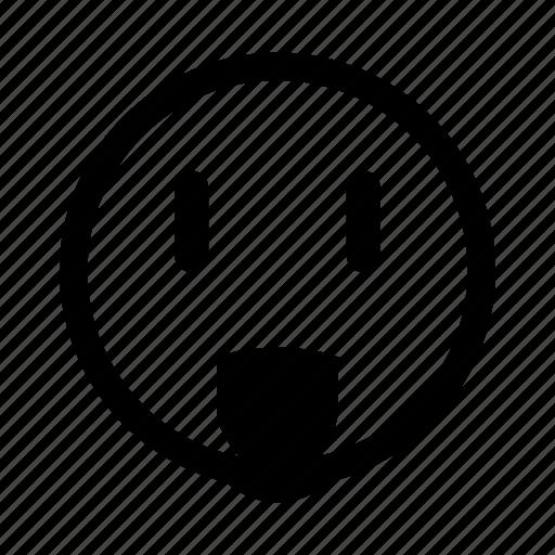 emoticon, playfull, smile, tongue, wink icon