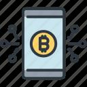 bitcoin, blockchain, business, digital, finance, mobile banking, network