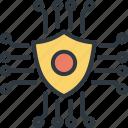 blockchain, business, digital, finance, network, protection, shield