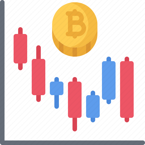 Bitcoin, block, chain, chart, coin, cryptocurrency icon - Download on Iconfinder