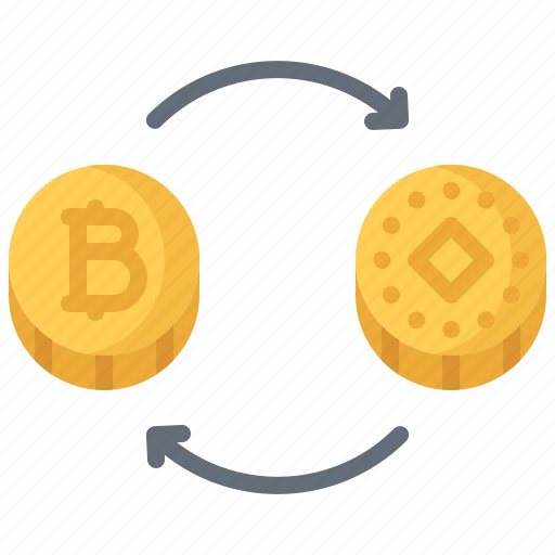 Bitcoin, block, chain, coin, cryptocurrency, exchange icon - Download on Iconfinder