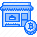 bitcoin, block, chain, coin, cryptocurrency, product, shop