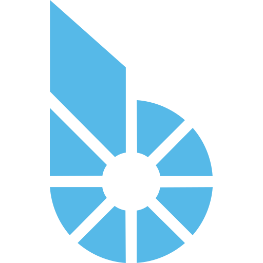 bitshares, blockchain icon
