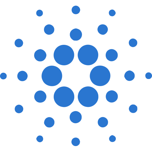 blockchain, cardano icon