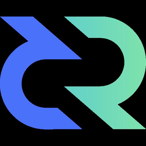 blockchain, decred icon