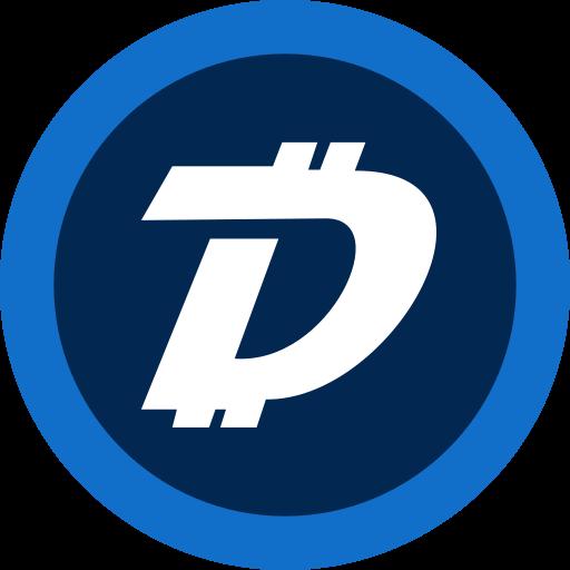 blockchain, digibyte icon