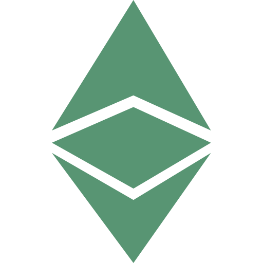 blockchain, classic, ethereum, ethereumclassic icon