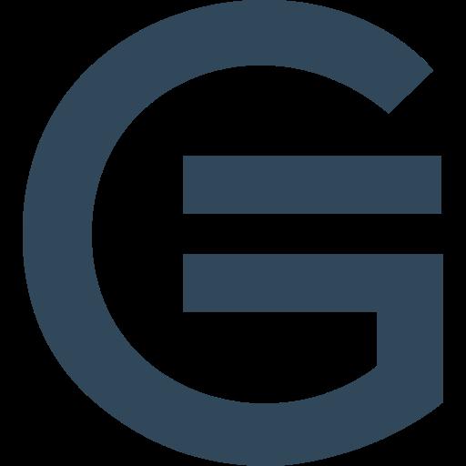 blockchain, gamecredits icon