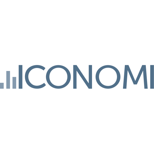 blockchain, iconomi icon
