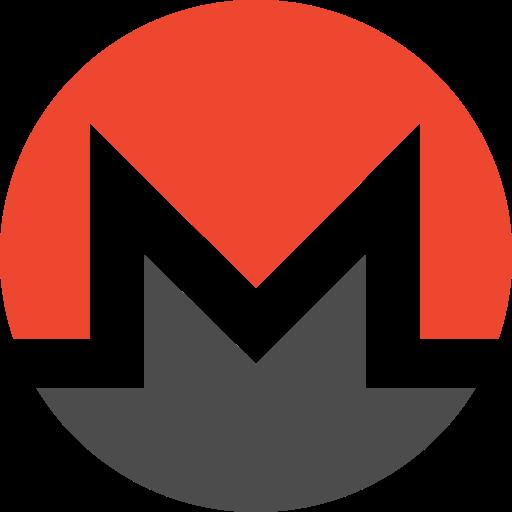 blockchain, monero icon
