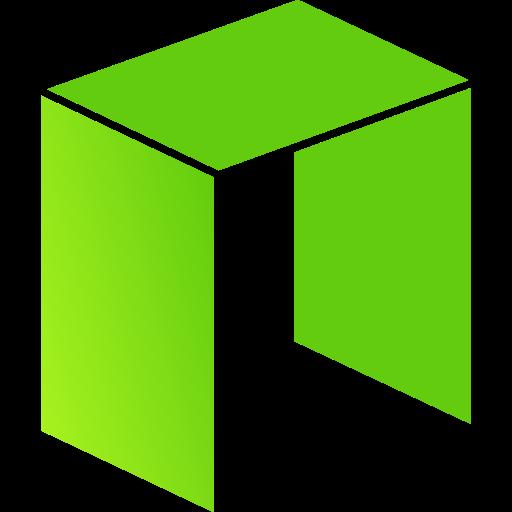 blockchain, neo icon