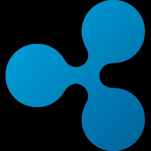 blockchain, ripple icon