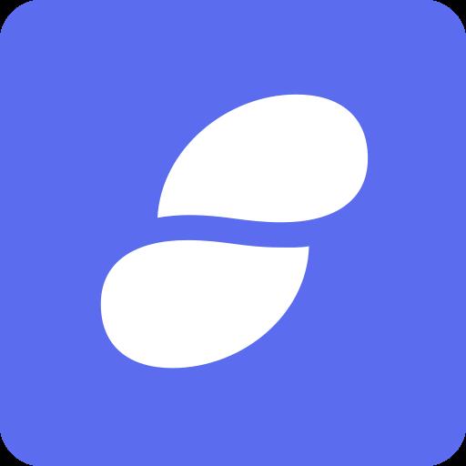 blockchain, status icon