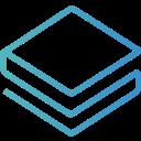 blockchain, stratis icon