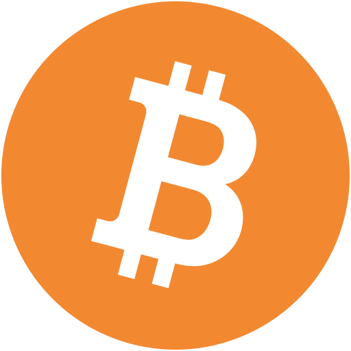 bitcoin, blockchain icon