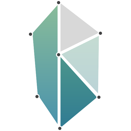 blockchain, kyber, kybernetwork, network icon