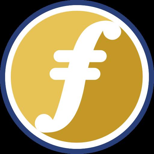 blockchain, faircoin icon