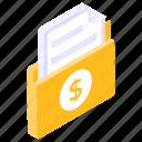 finance folder, business folder, data folder, business data, business documentation