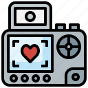 camera, electronics, picture, tourist