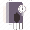 blood donation, blood pressure, diagnosis, hypertension, measurement, medical icon