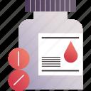 blood medicine, drugs, healthcare, medical, medicine, pills, treatment