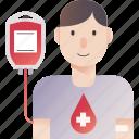blood, blood donation, charity, donation, donator, donor, volunteer