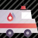 ambulance, blood donation, emergency, hospital, medical, rescue, transportation