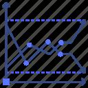 analytics, diagram, graph, statistics