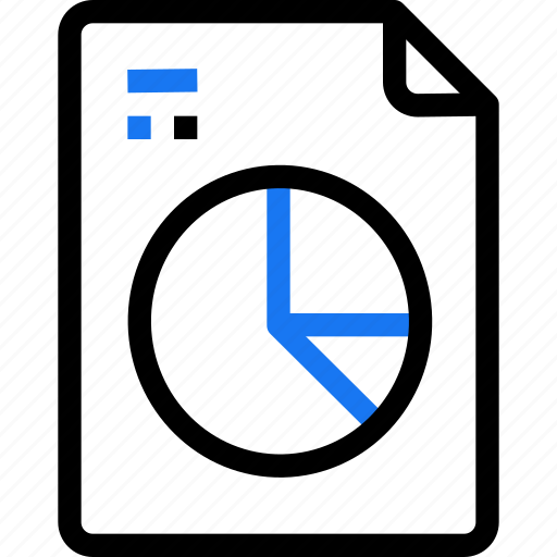 business, data, equipment, file, management, marketing, office icon