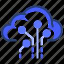 tech, cloud, data, network