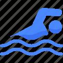 app, aquatics, bathing, mobile, pool, swimming