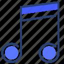 note, sound, music