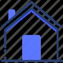 house, building, estate