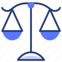 law, scale, justice