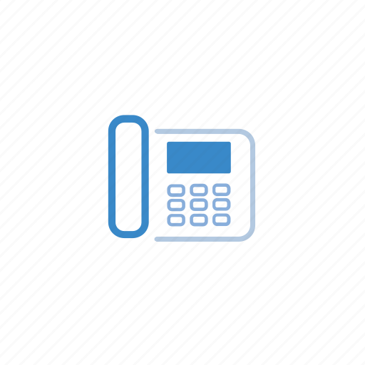 blue, call, marketing, phone icon