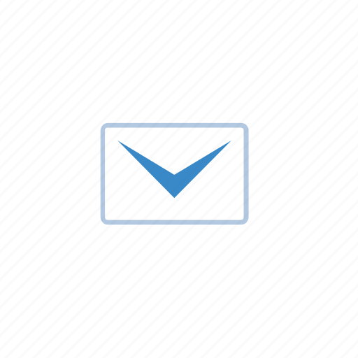 blue, contact, email, mail, marketing, message icon