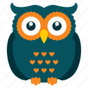 bird, owl, animal, cute owl, fowl, funny owl
