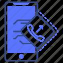call, mobile