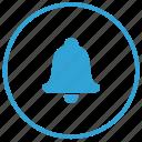 acoustics, alarm, bell, sound, volume icon