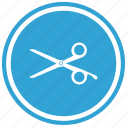 barber, barbershop, hair, scissors icon