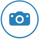 camera, digital, gallery, photo, shot icon