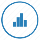chart, data, info, report, statistics icon