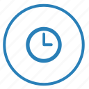 clock, loading, pause, round, time, timer, wait icon