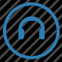 device, headphones, listen, music, player, ui icon